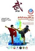 پوستر همایش روز جهانی ووشو کونگفو رونمایی شد