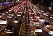 """پلیس راهور: طرح """"کاهش آلودگی هوا"""" ترافیک را از برخی معابر به معابر دیگر منتقل کرد"""