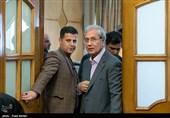 حاشیههای حضور سخنگوی دولت در دانشگاه شریف