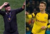 فوتبال جهان| رویس فوتبالیست سال آلمان شد؛ کلوپ سرمربی برتر سال
