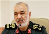IRGC Chief: False Accusations Show Iran's Power
