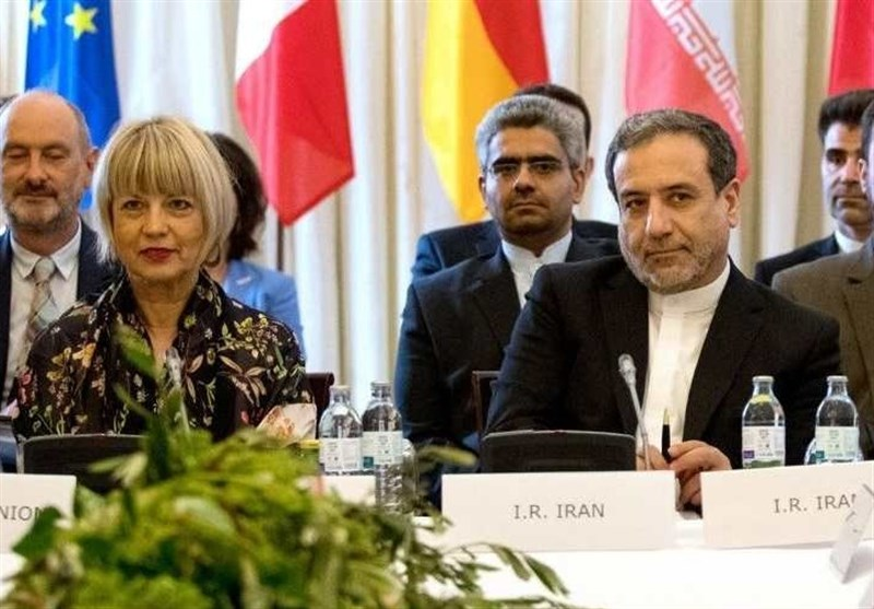 Remaining JCPOA Parties Committed to Saving It: Iran's Araqchi