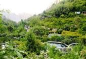 قطعاتی از بهشت روی زمین در اورامانات ایران + تصاویر