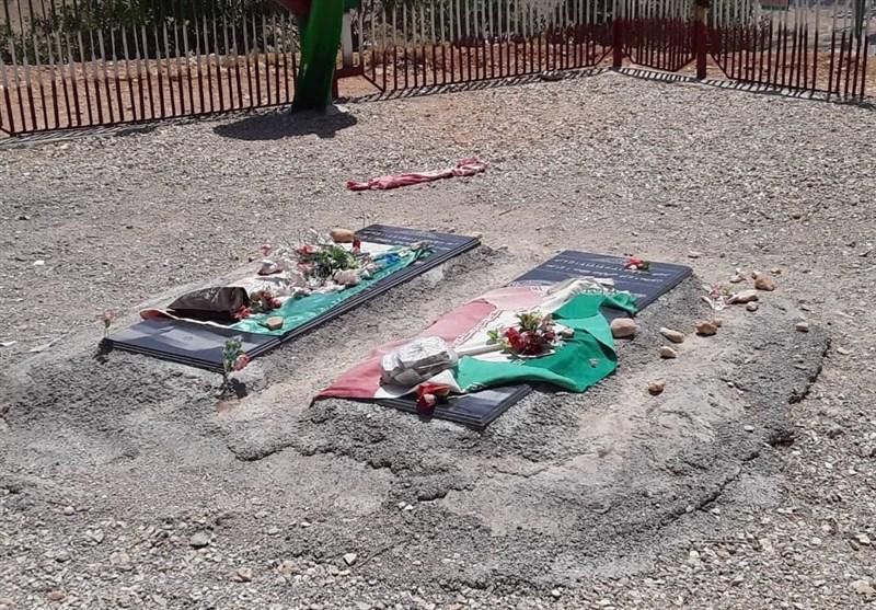 بی مهری مسئولان کهگیلویه و بویراحمد برای ساخت یادمان شهدای گمنام +تصاویر
