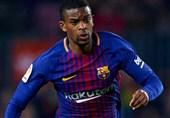 فوتبال جهان| مخالفت بارسلونا با فروش مدافعش به منچسترسیتی