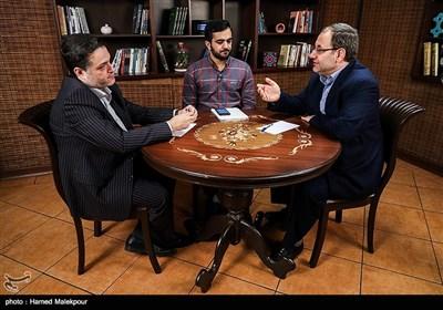 مناظره قوچانی و موسوی| جاسبی هرگز در جریان اصلاحات پذیرفته نشد