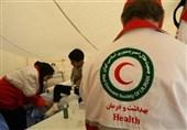 نیروهای متخصص و تجهیزات هلال احمر اصفهان عازم عراق میشوند
