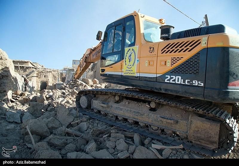 40 واحد مسکونی به سیلزدگان مازندران تحویل میشود
