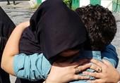 تهران| پسر 9 ساله پس از 7 سال به آغوش مادر بازگشت