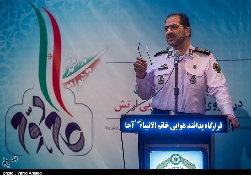 Iran Capable of Tracing Various US Stealth Aircraft: Commander