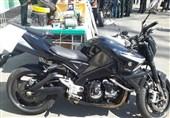 تهران| توقیف موتورسیکلت گرانقیمت در اتوبان شهید بابایی + تصاویر