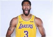 لیگ NBA| ستاره لیکرز، قرارداد جدیدی با این تیم بست