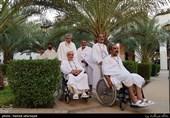 حضور جانبازان در مراسم عرفه و برائت از مشرکین صحرای عرفات