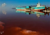 کشتی آرتمیا؛ سفیر حیات در پهنه دریاچه ارومیه