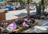 عیدی یک میلیون تومانی بنیاد مستضعفان به 4000 دستفروش پایتخت
