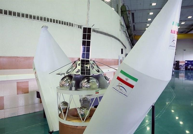 ماهواره مخابراتی ناهید آماده پرتاب شد/ تکمیل عملیات ارسال به فضا تا چند روز آینده
