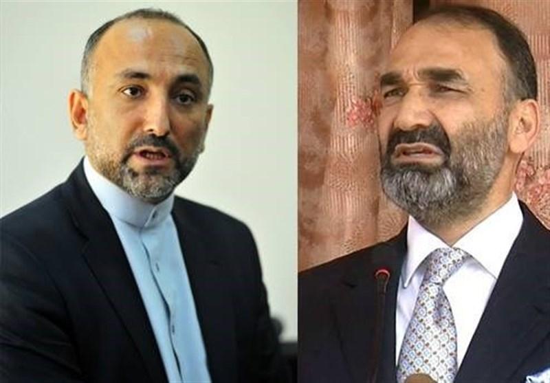تاکتیک یا اختلاف؛ سکوت تیم انتخاباتی «اتمر» در آغاز مبارزات انتخاباتی افغانستان