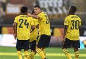 فوتبال جهان پیروزی آرسنال در بازی دوستانه/ برتری پرگل چلسی مقابل سالزبورگ