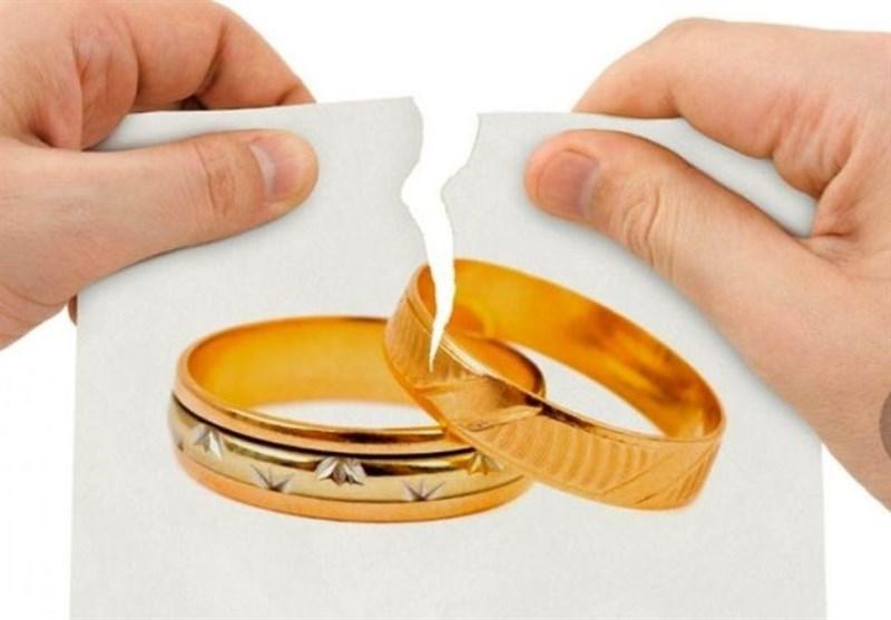 ماهیانه 2400 درخواست طلاق در شیراز ثبت میشود