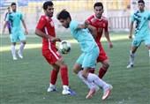 شکست پرسپولیس 9 نفره مقابل فولاد خوزستان/ بازی 20 دقیقهای سیدجلال