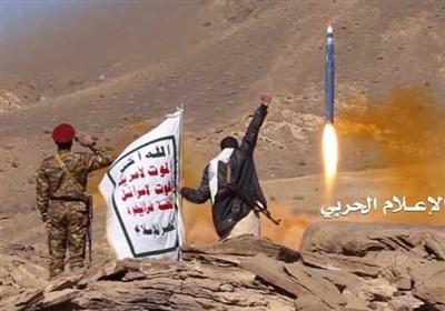 بالفیدیو..إطلاق صاروخ برکان-3 البالستی على هدف عسکری هام فی الدمام