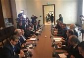 دیدار دستیار ظریف با نماینده سوریه در مذاکرات آستانه