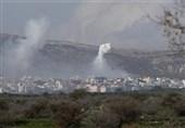 اعتداء صهیونی جدید على الاراضی السوریة