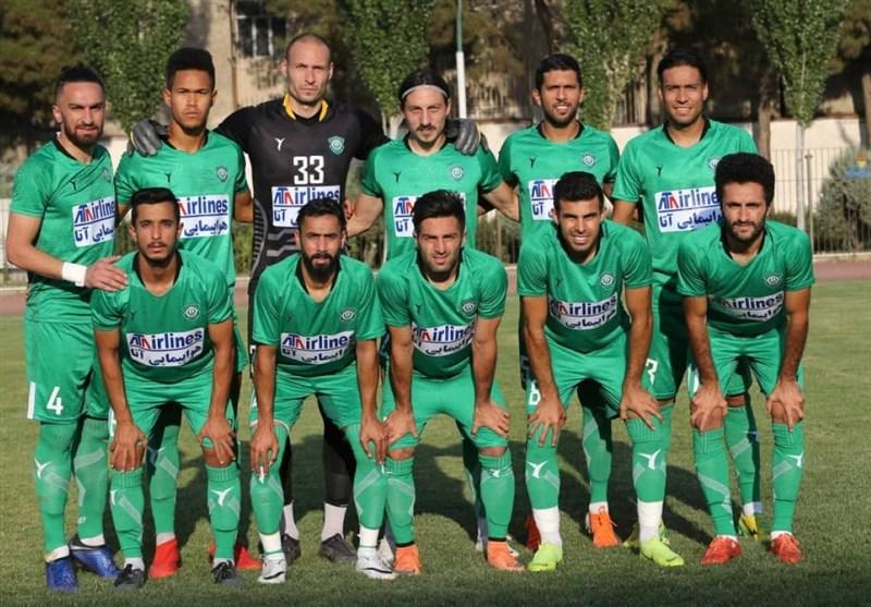 Brazilian Striker Reis de Jesus Joins Iran's Machine Sazi