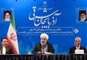 روحانی: اگر برجام بماند تحریمهای تسلیحاتی برداشته میشود / تعهدات خود را قدم به قدم کاهش میدهیم / میتوانیم قیمت دلار را پایینتر بیاوریم