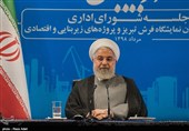 Iran Resolved to Continue Reducing Nuclear Commitments: President