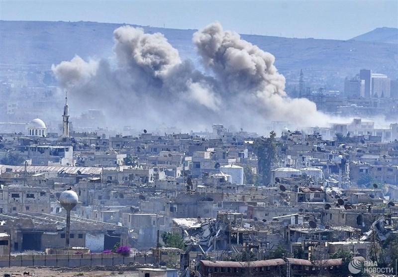 کشته و زخمی شدن ۱۵ تن درپی بمباران «جرابلس» سوریه,