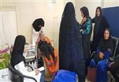 یاسوج خدمات رایگان گروه جهادی بهداشت دهان و دندان در دهستان محروم زیلایی+تصاویر