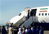 اعمال محدودیت در پرواز یک ایرلاین داخلی