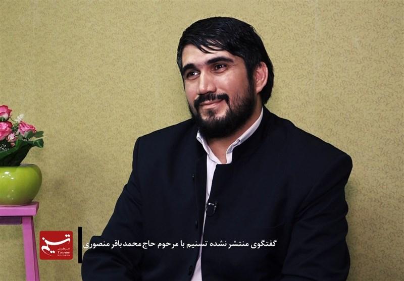 مراسم سومین روز درگذشت حاج محمدباقر منصوری در اردبیل برگزار شد