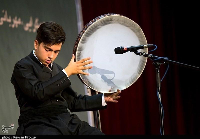 کردستان|حضور 3 گروه خارجی و 30 استان کشور در جشنواره بینالمللی «دف؛ نوای رحمت»