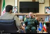 گفتگوی تفصیلی| سردار کوهستانی: به سیستم حفاظت فعال تانک ها دست یافتیم/ تست اولین پهپاد عمود پرواز نیروی زمینی در مهرماه