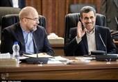 روایت پیرهادی از دیدار احمدینژاد و قالیباف