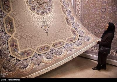 نمایشگاه فرش دستباف و ماشینی، تابلوفرش، لوستر و چراغهای تزئینی -کرمانشاه