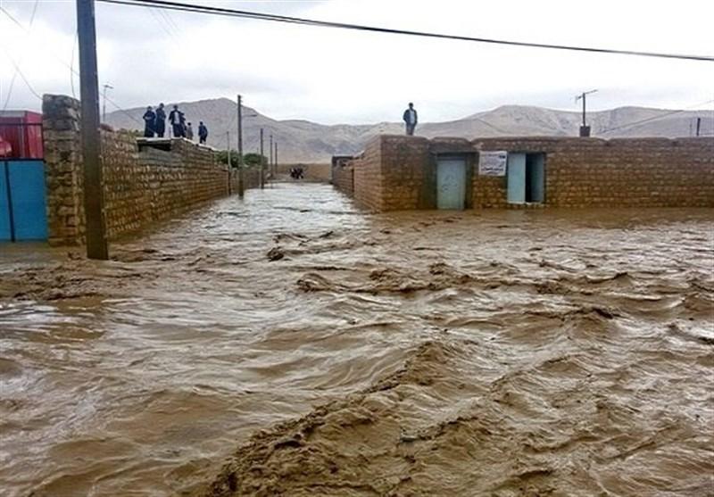 سیل به 161 روستای استان کرمانشاه خسارت وارد کرد؛ تخصیص 9 میلیارد تومان برای تأسیسات آب روستایی
