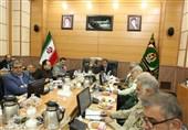 نشست هماهنگی ساخت و تأمین 100 هزار واحد مسکونی نیروهای مسلح برگزار شد