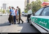 دستگیری 175 معتاد متجاهر و توزیعکننده مواد تا شعاع 2 کیلومتری مدارس بندرعباس