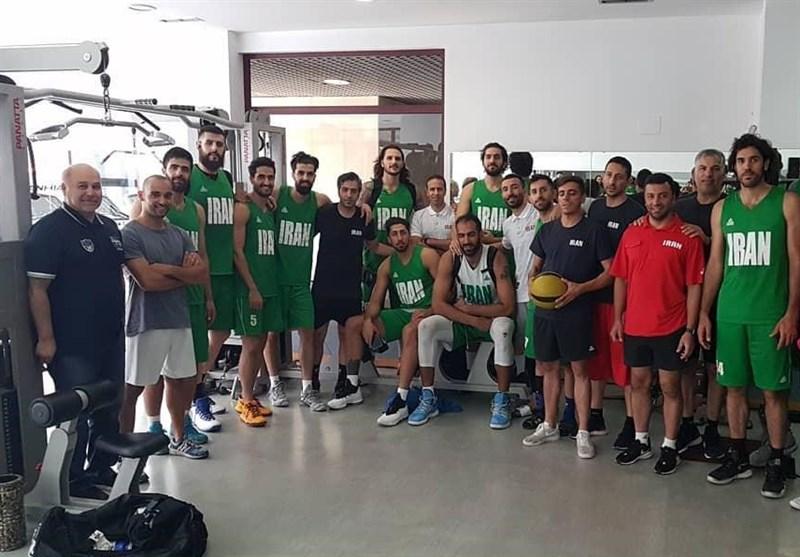آغاز اردوی تیم ملی بسکتبال از 26 مرداد