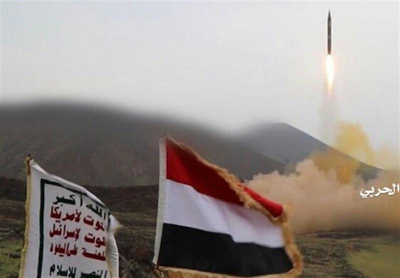 یمن| شلیک دو موشک زلزال به مواضع نظامیان سعودی در «عسیر»