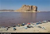 از تاثیرات افزایش بارش باران در احیای دریاچه ارومیه تا کاشت گیاهان دارویی در حوضه آبریز+فیلم