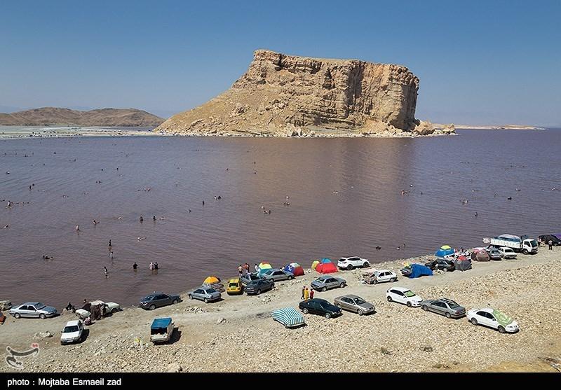 از تأثیرات افزایش بارش باران در احیای دریاچه ارومیه تا کاشت گیاهان دارویی در حوضه آبریز+فیلم