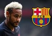 فوتبال جهان| بارسلونا نمایندگان خود را با پیشنهادی جدید برای خرید نیمار به پاریس فرستاد
