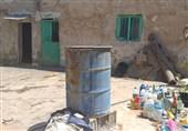 کهگیلویه و بویراحمد| روستانشینانی که سهمشان از همسایگی با نفت تنها دود است+تصاویر