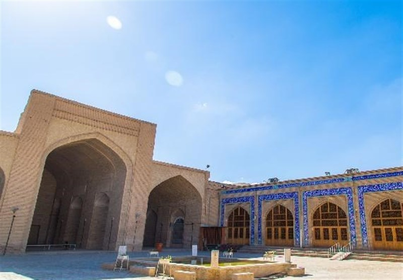 Jame Mosque in Damghan: A Tourist Attraction of Iran