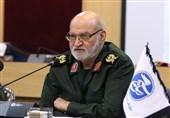 فرمانده سپاه فارس: لیدرهای اغتشاشات شیراز دستگیر شدند / سرکردگان اشرار وابسته به منافقان بودند
