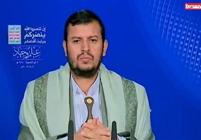 سید عبدالملک الحوثی : موضع ایران در همبستگی با یمن بینظیر است/ بزرگترین عملیات پهپادی علیه متجاوزان انجام شد